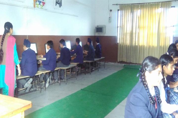 East Wood International School-Computer Lab