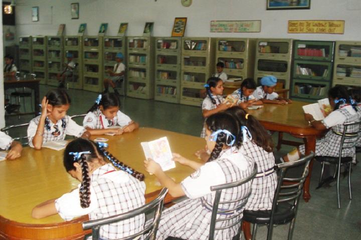 East Wood International School-Library