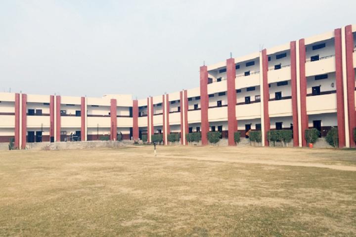 East Wood International School-School Campus