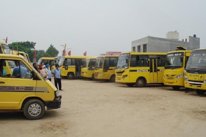 East Wood International School-Transport