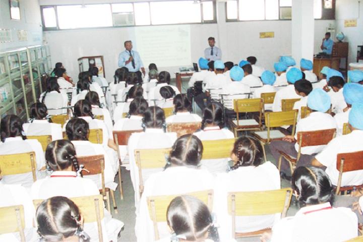 East Wood International School-Workshop