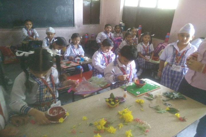 Ekam Public School-Arts