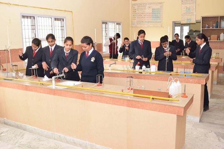 Ekam Public School-Chemistry Lab
