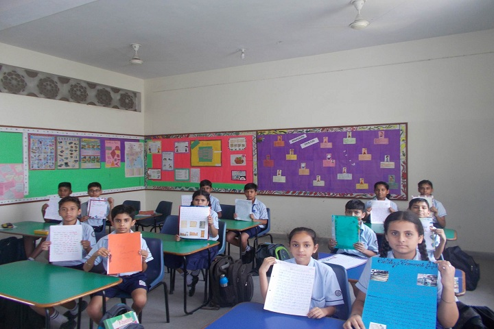 Eklavya School-Classrooms