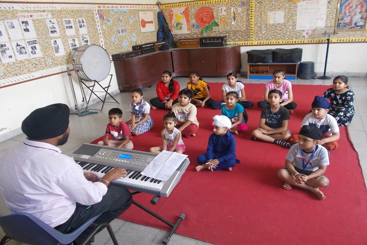 Eklavya School-Music Room