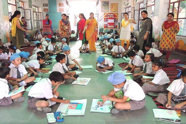 EMM AAR International School-Activities