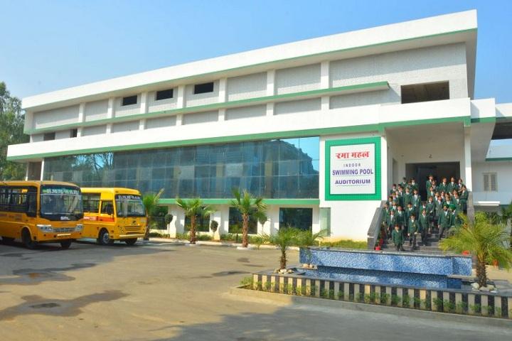 EMM AAR International School-Auditorium