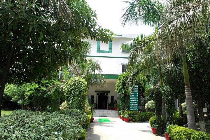 EMM AAR International School-School Campus
