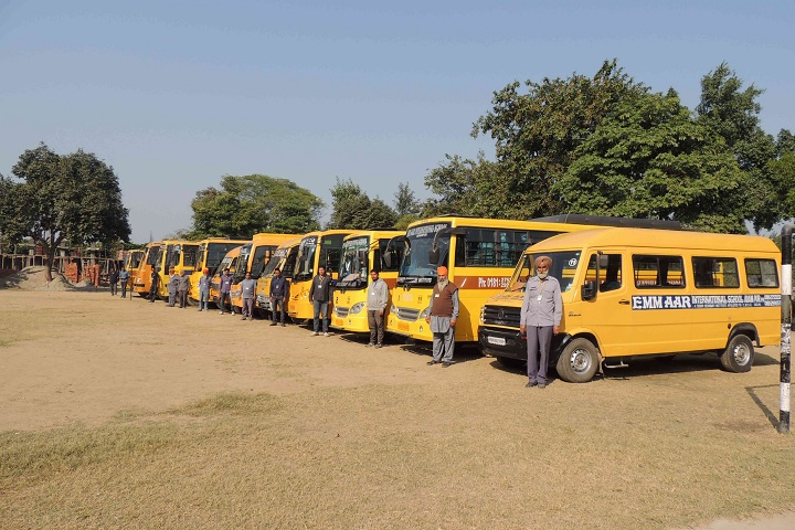 EMM AAR International School-Transport
