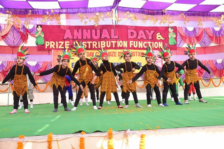 Excelsior Convent School-Annual Function