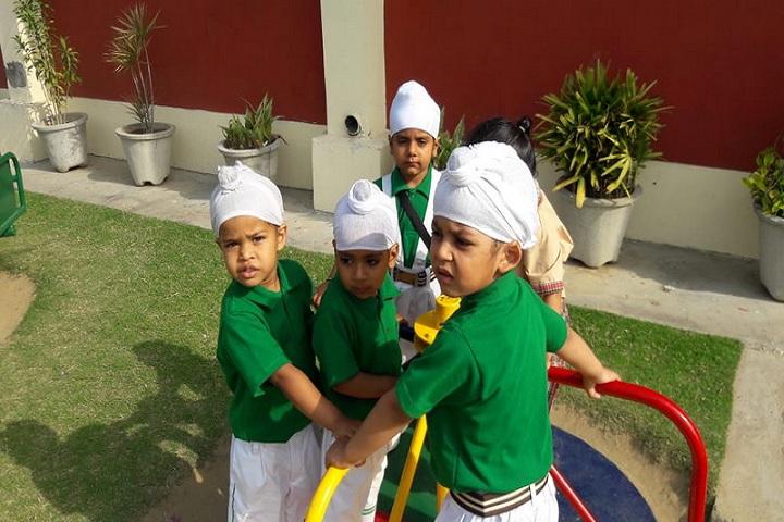 Excelsior Convent School-Playground