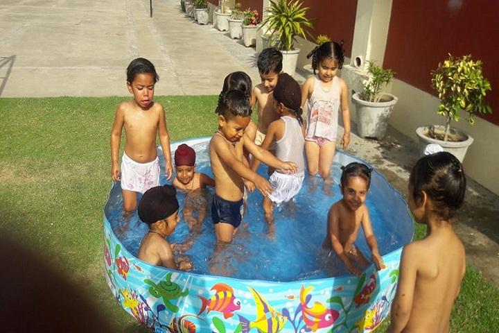 Excelsior Convent School-Splash Pool