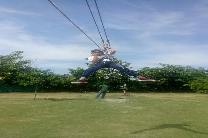 Excelsum High School- Adventure Camp