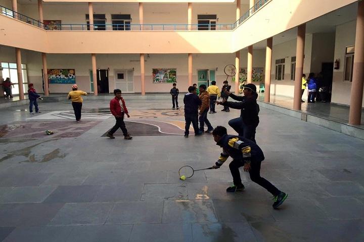 Excelsum High School- Badminton