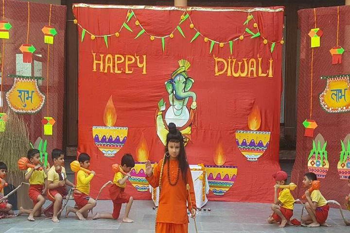 Excelsum High School- Diwali Celebrations