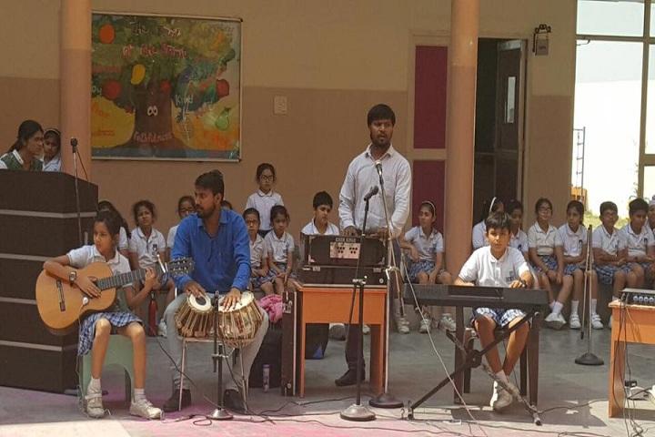 Excelsum High School- Music