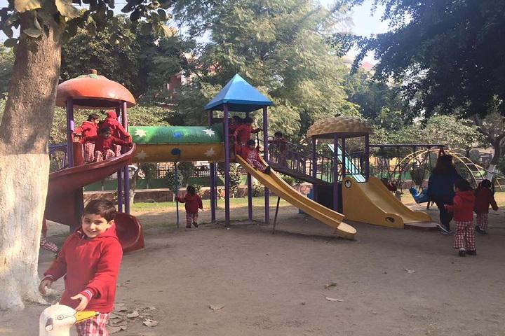 Excelsum High School- Playground