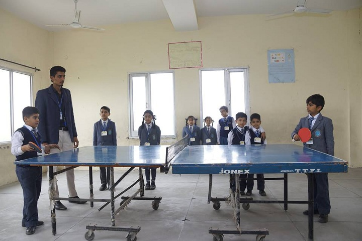 Fable Public School- Table Tennis