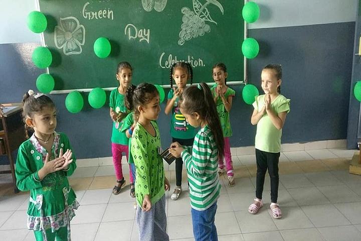 Falcon International School- Activities 2