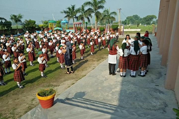 Falcon International School- Assembly