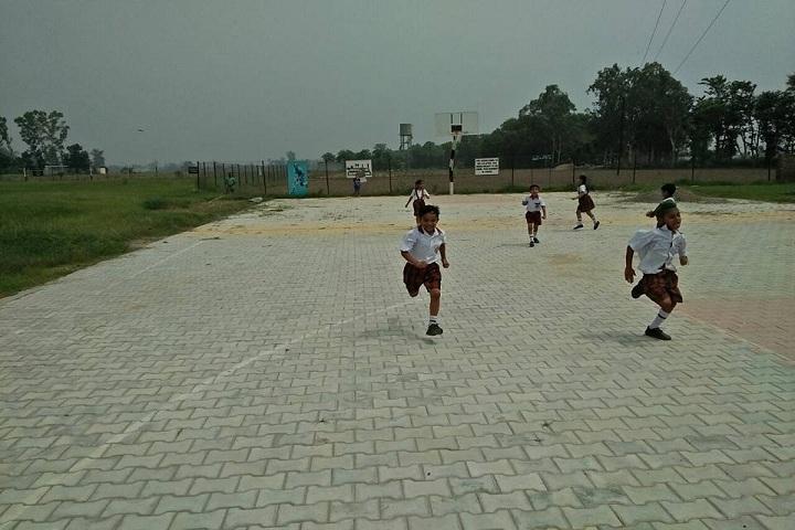 Falcon International School- Basket Ball Court