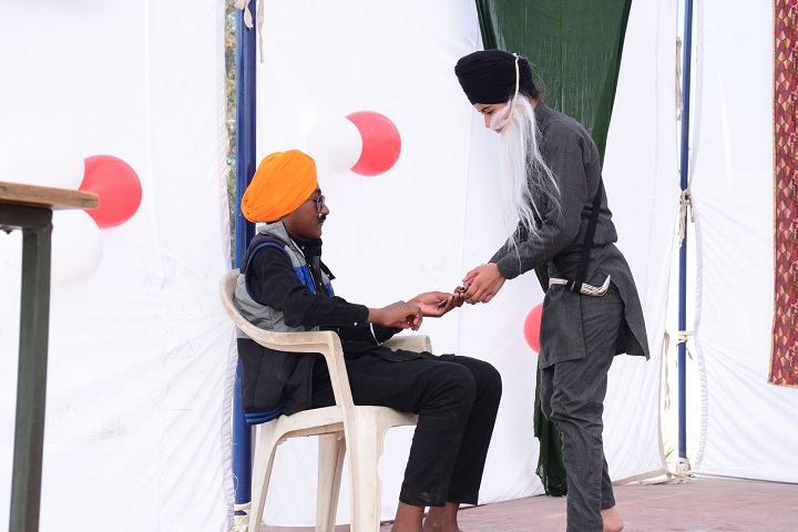 Ferozeshah Anglo Sikh War Memorial Public Senior Secondary School-Drama 2
