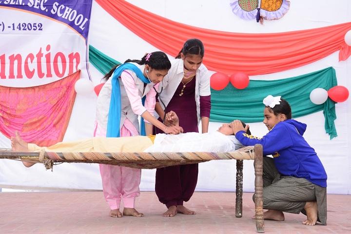 Ferozeshah Anglo Sikh War Memorial Public Senior Secondary School-Drama