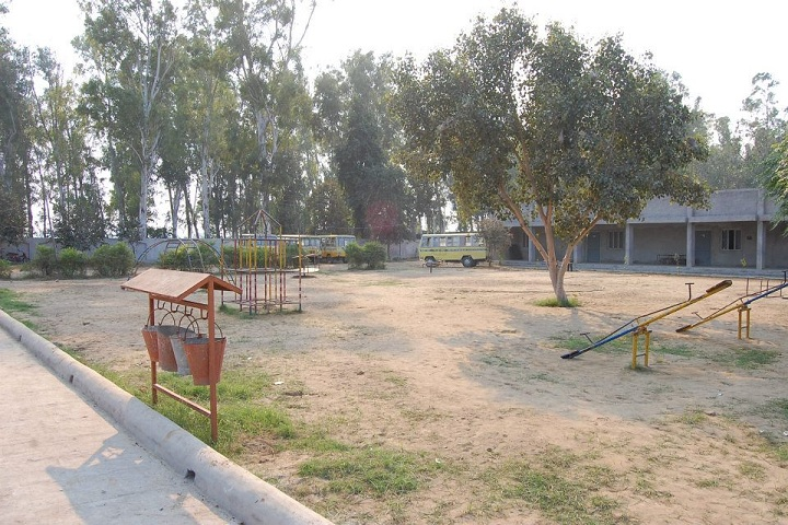 Ferozeshah Anglo Sikh War Memorial Public Senior Secondary School-Playground