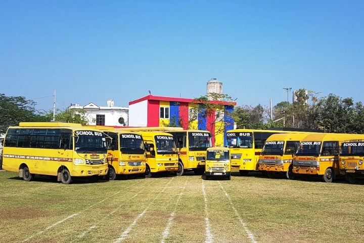 Fortune Convent Senior Secondary School-Transport