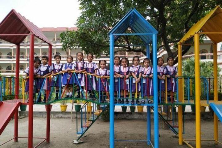 G M T Public School-Kids Play Area