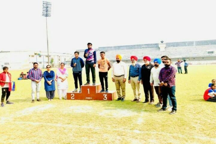 G M T Public School-Sports Meet