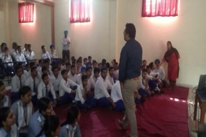 G M T Public School-Workshop
