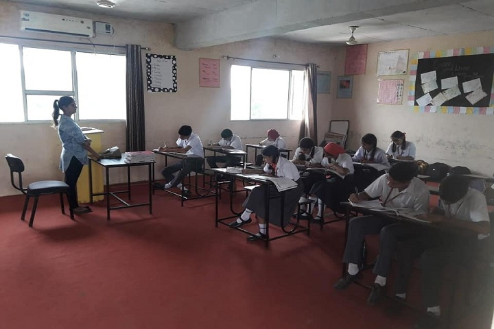 GAD Academy-Secondary Wing Classrooms