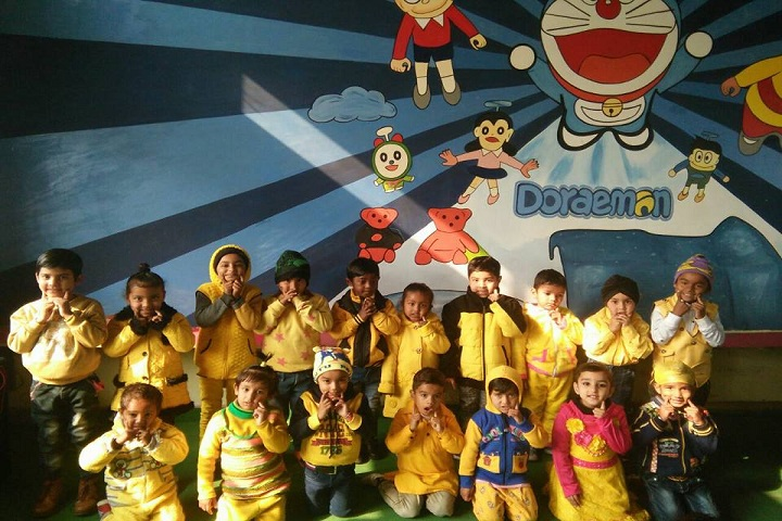 GAD Academy-Yellow Day Celebrations