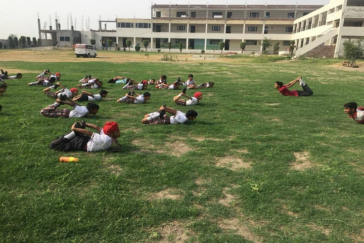 GAD Academy-Yoga Activity