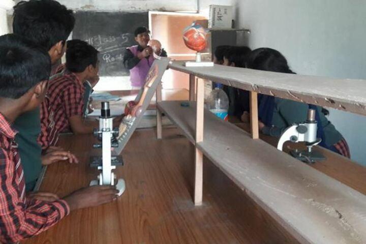 Holy Cross Public School-Biology Lab