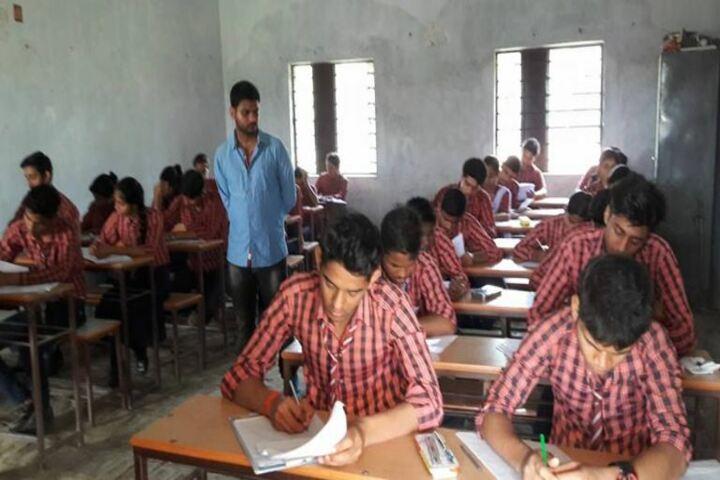Holy Cross Public School-Class Room