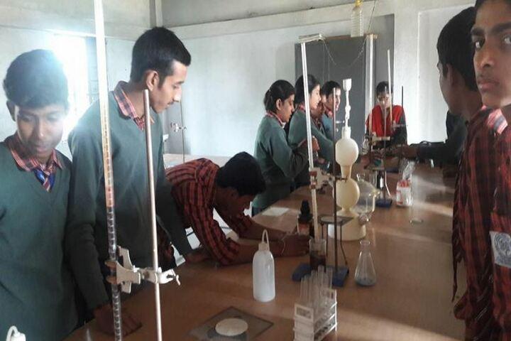 Holy Cross Public School-Physics Lab