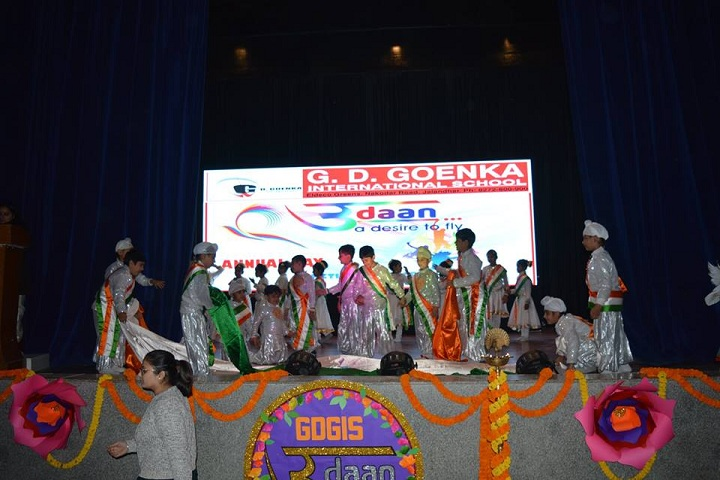 G D Goenka International School-Events 1