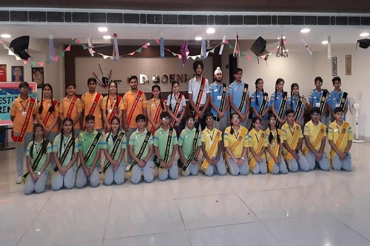 G D Goenka International School-Investiture Ceremony