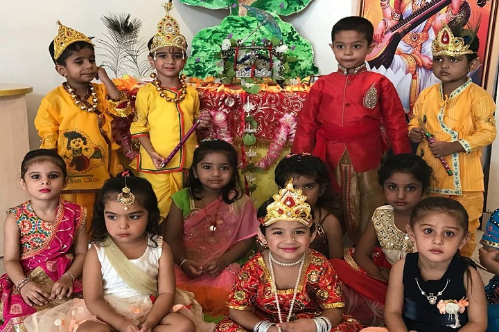 G D Goenka International School-Janmastami Celebrations