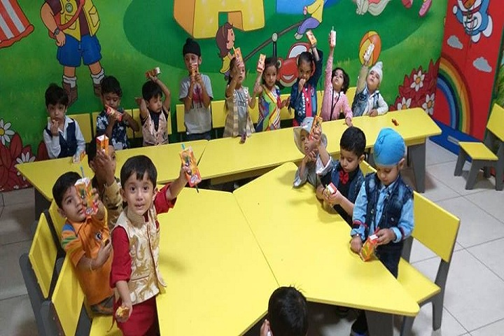 G D Goenka International School-Kindergarten