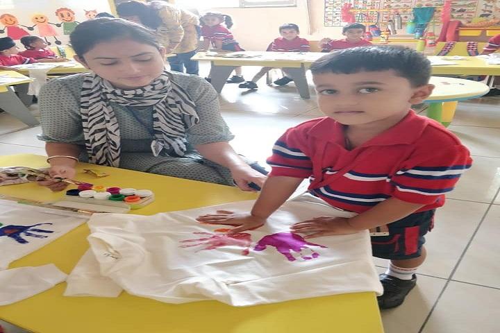 G D Goenka Public School-Activities
