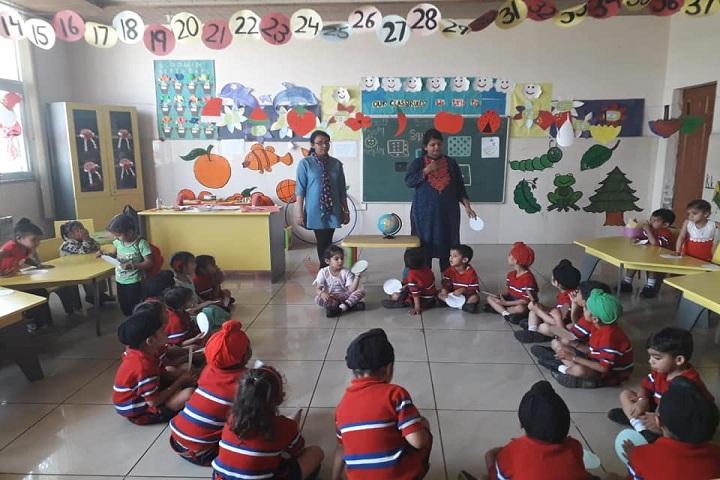 G D Goenka Public School-Kindergarten