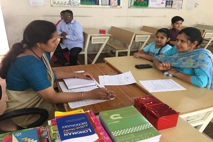 G D Goenka Public School-Parents Teacher Meeting