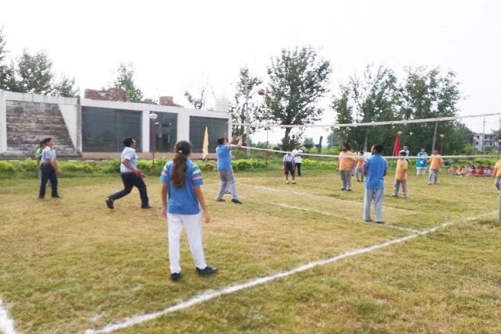 G D Goenka Public School-Volley Ball