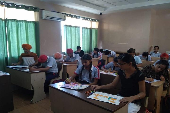 G D Goenka Public School-Classrooms