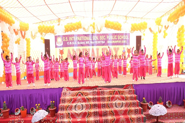 G S  International Senior Secondary Public School-Annual Day