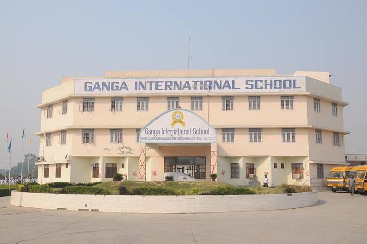 Ganga International School-Campus-View