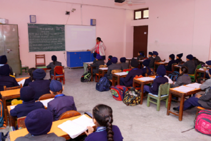 Ganga International School-Classroom